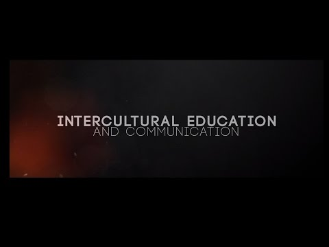 Inter-cultural education and communication
