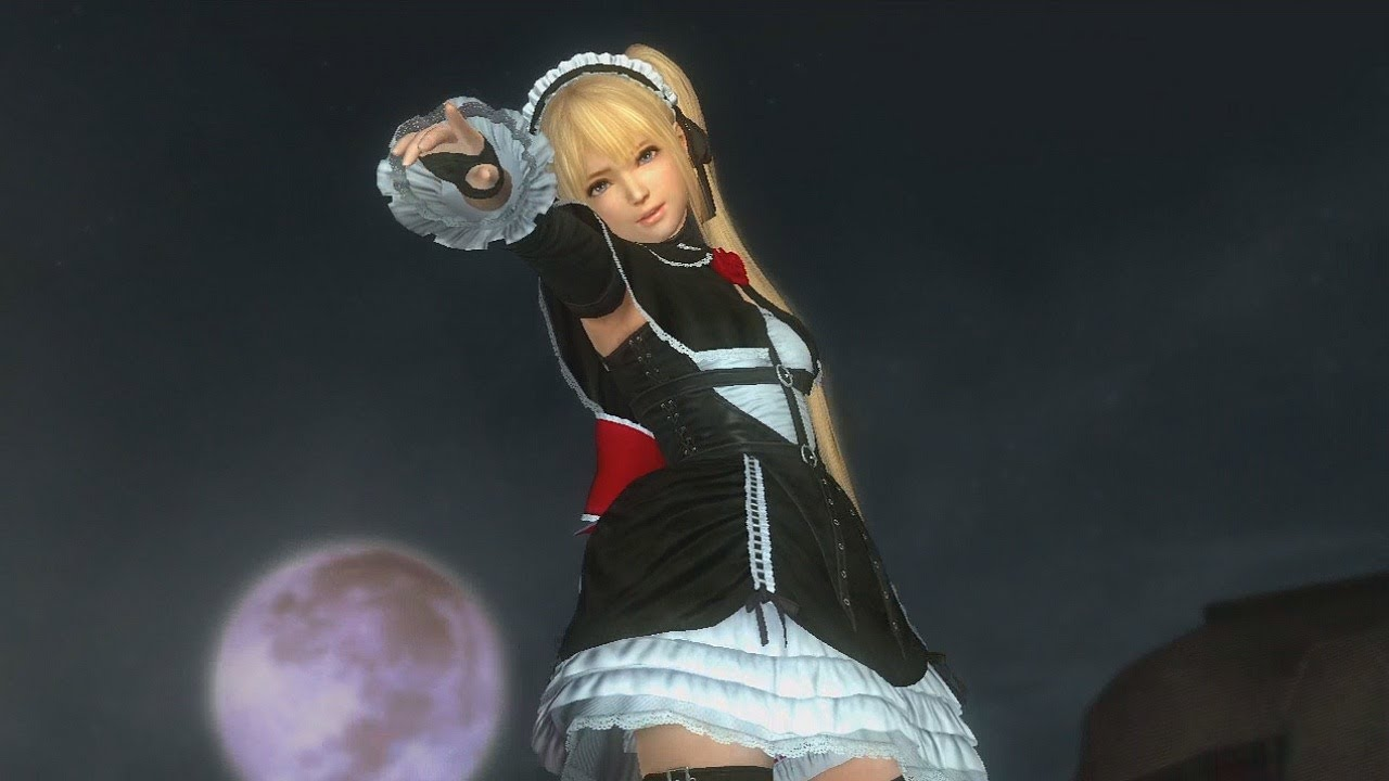 Rose Marie Dead Or Alive 5 Ultimate Characters Marie