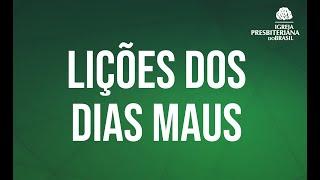 CULTO DE CELEBRAÇÃO 26/04 - PR. DANIEL MARQUES