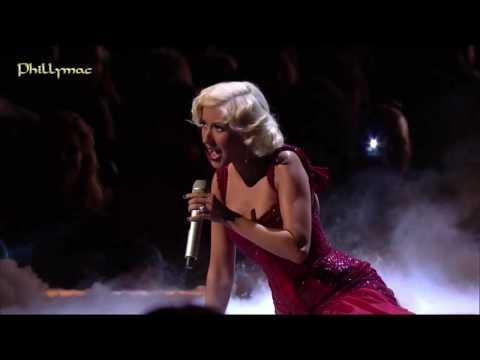 Christina Aguilera Live -Hurt- (HD 720p)