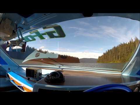 Scimitar vs Jet Ski in Juneau Alaska.