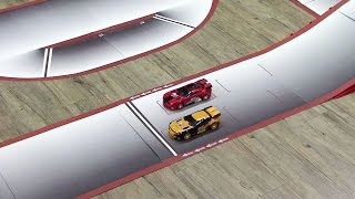 Real FX Racing - Tehnika TV