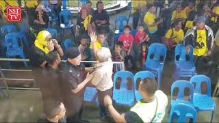 PKR elections: Two incidents spark chaos in Petra Jaya, Julau