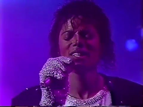 Michael & The Jacksons  - Billie Jean  - Victory Tour Toronto 1984 (High Quality) mp3