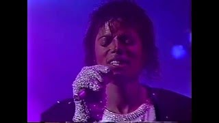 Michael The Jacksons Billie Jean Victory Tour Toronto 1984 High Quality