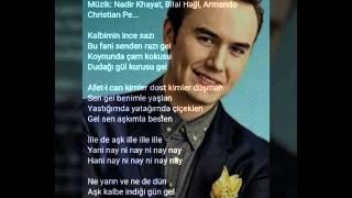 Mustafa ceceli ıslak imza şarkı sözü