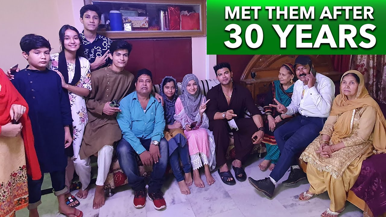 Met Them After 30 Years