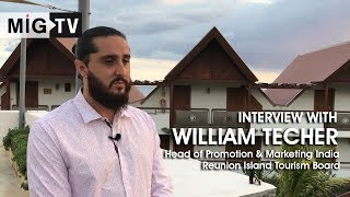 Interview with William Techer, Head of Marketing & Promotion for India