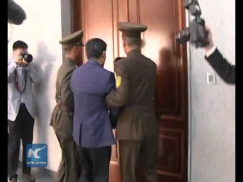 North Korea sentences American to 10 years of hard labor
