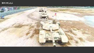 Norinco Group - China Armoured Vehicles Demonstration @ China Zhuhai Airshow 2018 [1080p]