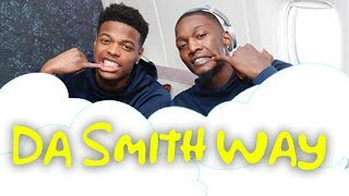 Da Smith Way (Dennis Smith Jr. & Dorian Finney-Smith Highlights)