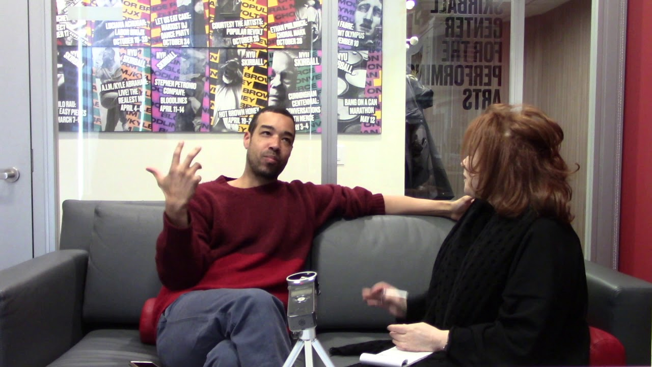 Office Hours: Rashaun Mitchell and Nancy Dalva on Cunningham Centennial: In Conversation with Merce