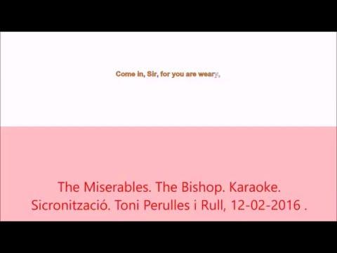 Les Miserables Bishop Karaoke