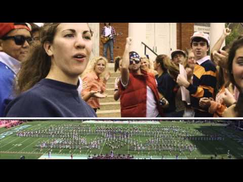Aubie Goes Back To The Future - An Auburn University Marching Band Halftime Show