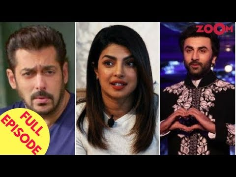Priyanka Making Salman Wait For 'Bharat'? | Ranbir's Special Demand For IPL 2018 Ceremony & More