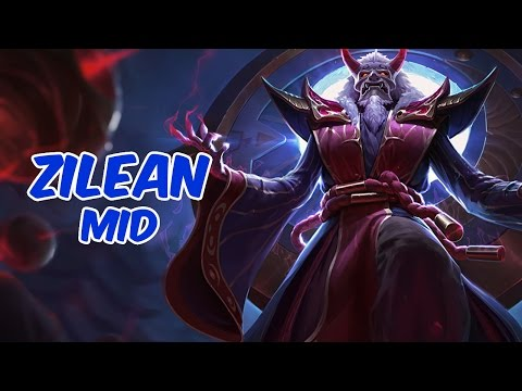 Zilean Mid vs Diana - Diamond - Season 5 - Patch 5.17