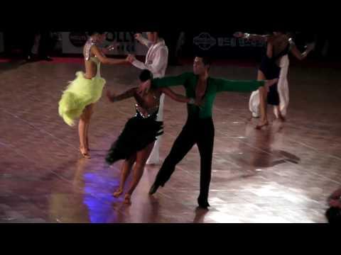 2009 SPORTS DANCE CHAMPIONSHIPS IN SEOUL, KOREA