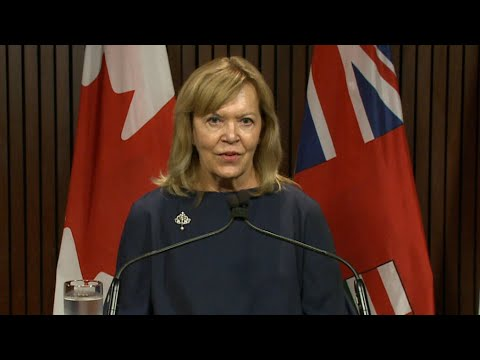 Ontario officials unveil proof-of-vaccination program | COVID-19 update