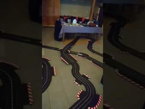 Essai Porsche circuit Carrera tracé Suzuka 1/32