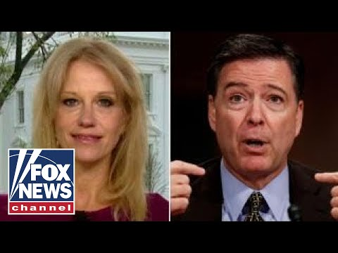 Conway: Comey sounds like a 'disgruntled ex-employee'