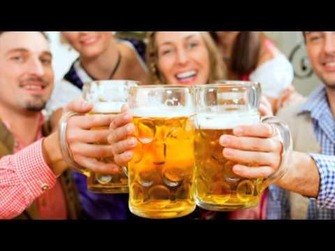 Топ 10 самых пьющих стран мира. 18+