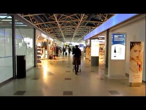 Helsinki-Vantaa International Airport / Finland - Interior Design Tour