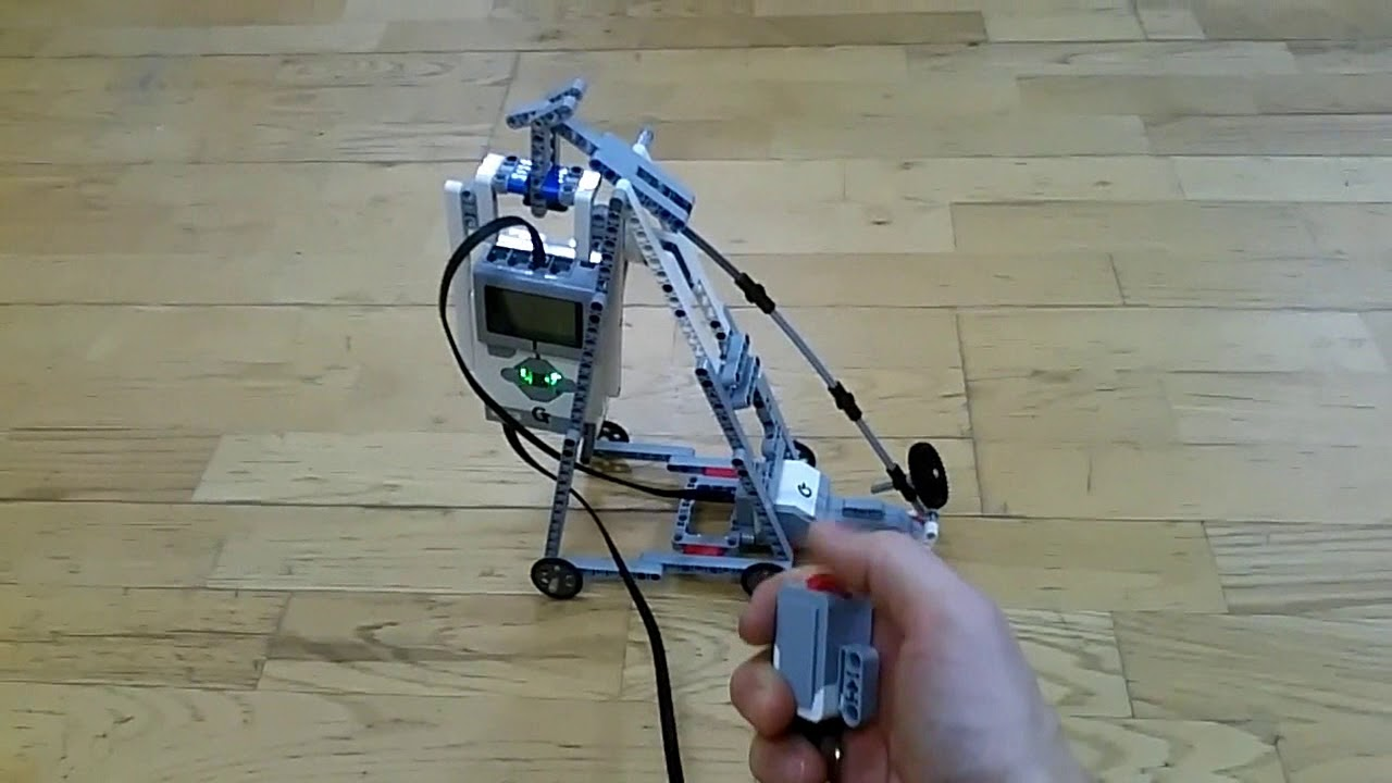 Trebusz Lego Mindstorms Ev3 Education Youtube