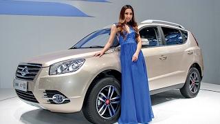 ТОП 10 Самых продаваемых китайских марок автомобилей