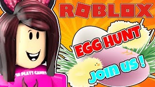 ROBLOX EGG HUNT EVENT 2019 ! COME JOIN THE FUN ! - #02