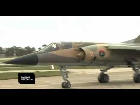 Defected Mirage Jets Return to Libya with New Colors