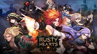 Rusty Hearts Gameplay IOS / Android