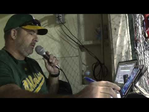 Nick Cash - Announcer ROASTS Little League Players!