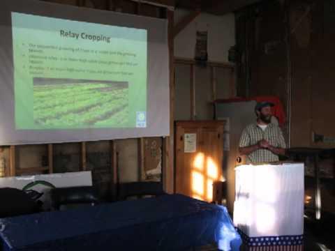 Andy Pressman Small-Scale Intensive Farming Presentation - Part 2