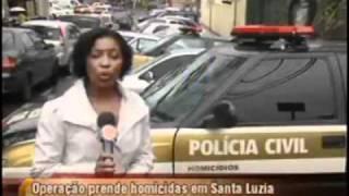 OPERAÇÃO CERESP FOLIA - POLÍCIA CIVIL/MG