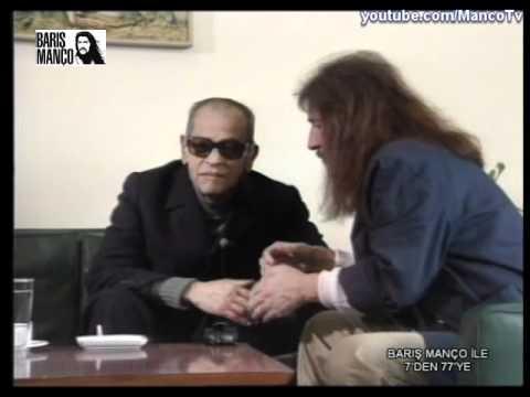 Barış Manço Interview with Nobel Prize Winner Naguib Mahfouz in Literature 1988