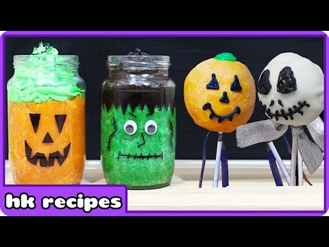 Halloween DIY Treats | Quick and Easy Halloween Treats by HooplaKidz Recipes