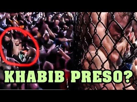 KHABIB PRESO E CONOR FINALIZADO! UFC 229 AO VIVO