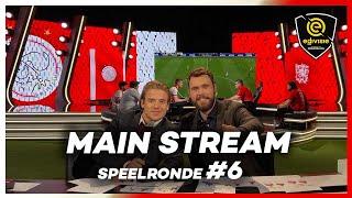 MAIN STREAM I SPEELRONDE 6 I eDivisie 2019-2020 FIFA20