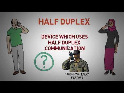 2.1 - TDD vs FDD in LTE -  Fundamentals of 4G (LTE)