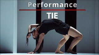 Contemporary dance performance -Tie - M&N DANCE COMPANY