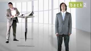 The Benefits of a Stand Up Desk