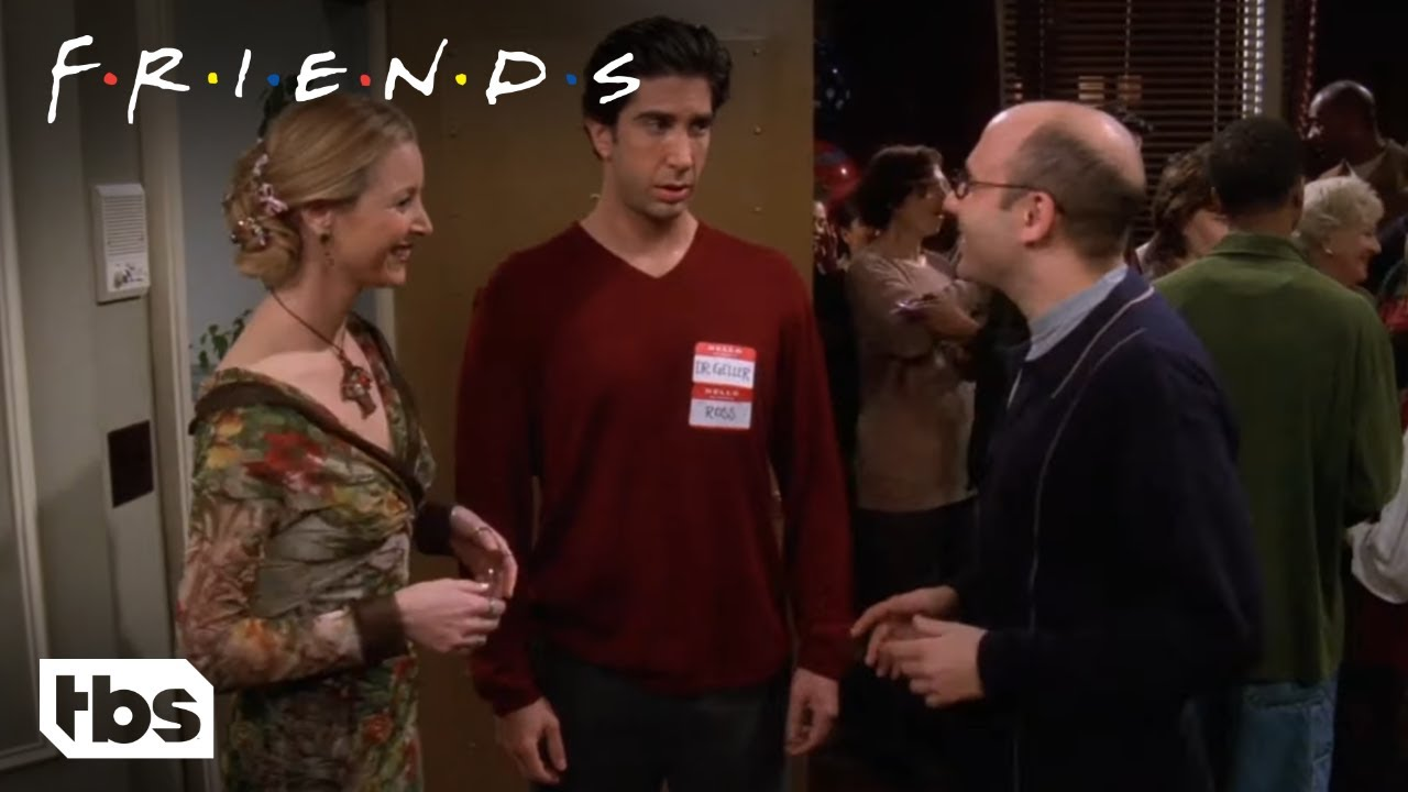 Download Friends: Ross Has Problems With The New Neighbor (Season 5 Clip) | TBS