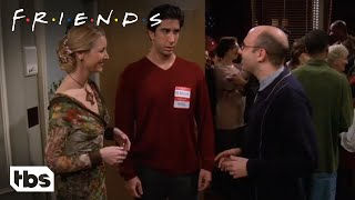 Friends: Ross Has Problems With The New Neighbor (Season 5 Clip)   TBS