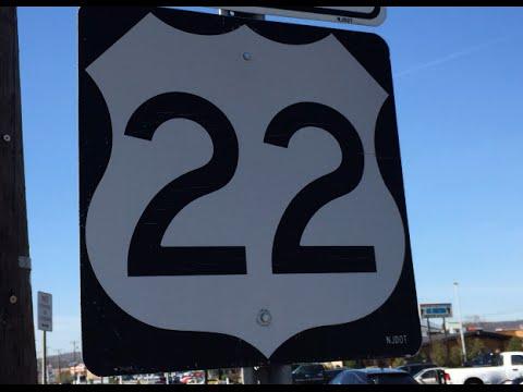 Route 22 Springfield & Union NJ. Convenience , danger or excitement?