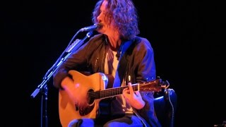 Ave Maria - Chris Cornell Live @ Wells Fargo Center Santa Rosa, CA 9-24-15