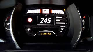 0-268 : нові Рено Меган РС 4 280 інструкція - прискорення, максимальна швидкість