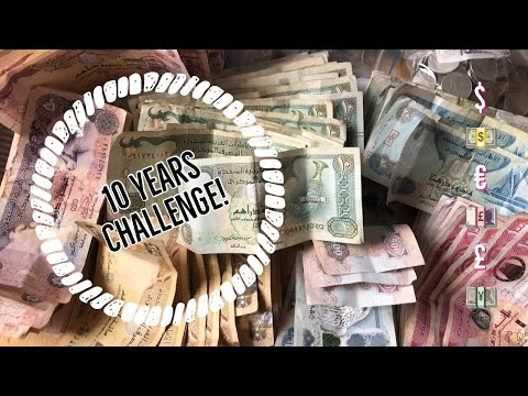 TEN YEARS CHALLENGE! 🐷 PIGGY BANK SAVINGS | How Much I Save??💰
