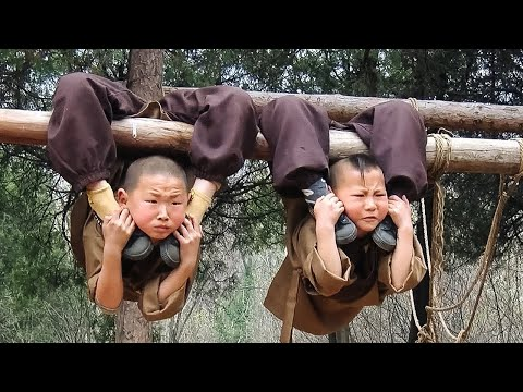 This Is How The Harsh And Merciless Trainings Of Shaolin Monks Go