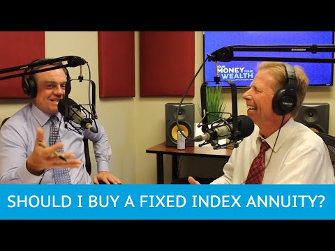 Should I Buy A Fixed Index Annuity? - YMYW Podcast