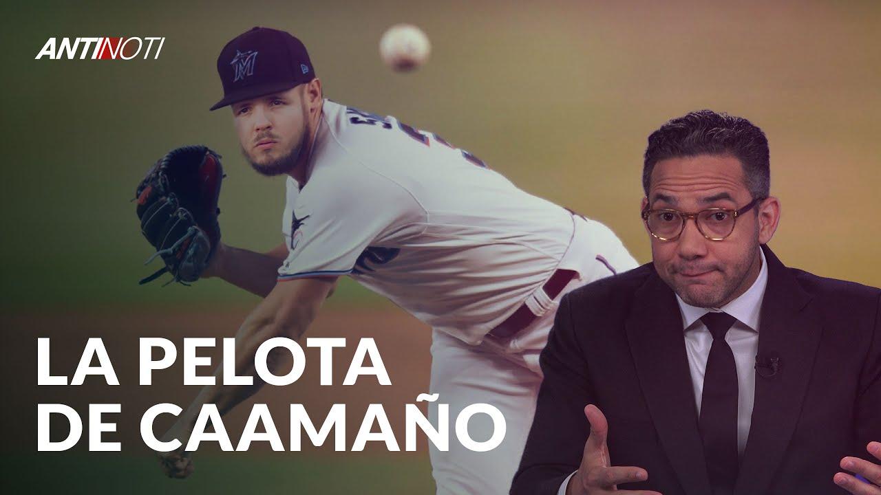 La Pelota De Claudio Caamaño | Antinoti